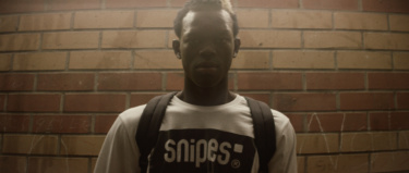 Still image from Dennis Schröder by Snipes
