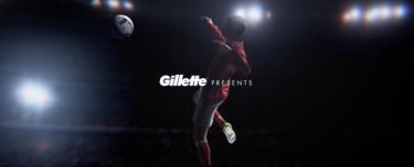 Still image from Gillette / Fusion x FC Bayern München