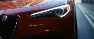 Still image from Alfa Romeo - Stelvio DC