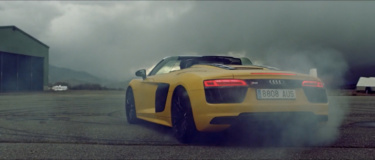 Still image from Audi Sport x Real Madrid
