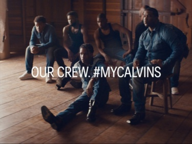 Still image from Calvin Klein | our crew. #mycalvins | A$AP mob