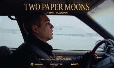 Still image from Matt Holubowski - Two Paper Moons