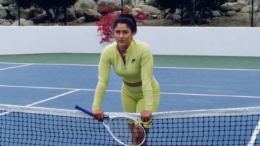 Still image from Girl. Set. Match. - Tennis Canada