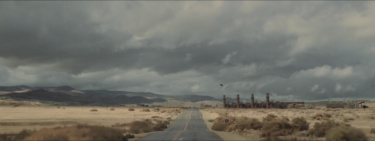 Still image from Tesla / The Letter
